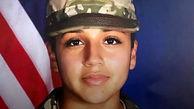 کشف جسد تکه تکه یک سرباز زن در کنار رودخانه + عکس / آمریکا