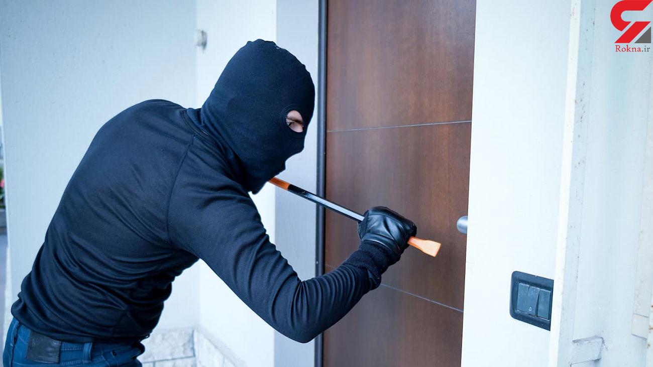 پشت پرده سرقت میلیاردی از خانه معاون استاندار هرمزگان / بازجویی از 6 سارق