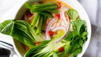 سوپ با عطر کاری و زنجبیل+دستور تهیه