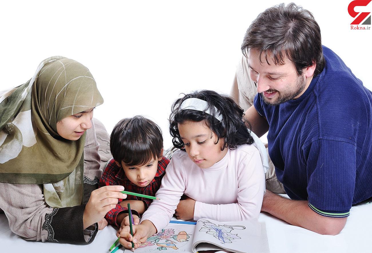 ریشه رفتار بزهکارانه بعضی افراد چیست ؟ / کف و سقف خانه خانواده سالم چگونه است؟