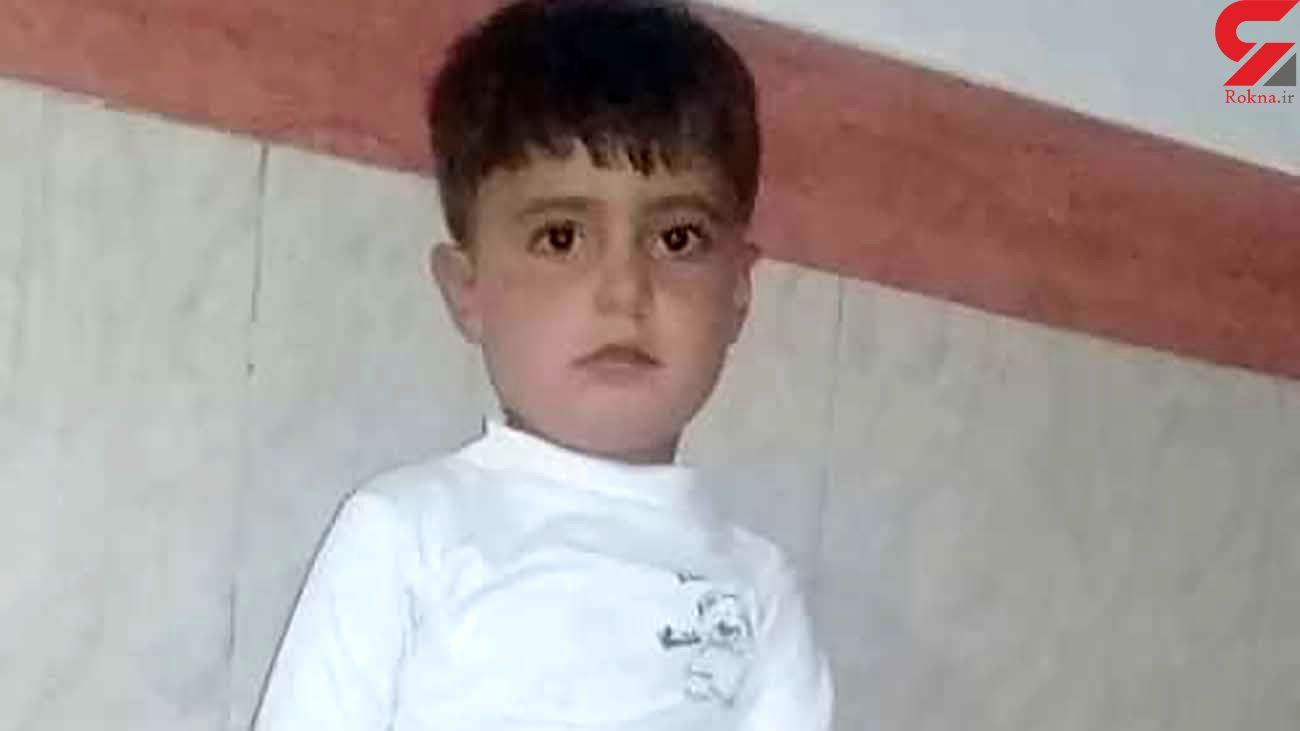 3 مظنون به قتل امیرعلی پاشاییان پسربچه 4 ساله بستان آبادی دستگیر شدند +عکس