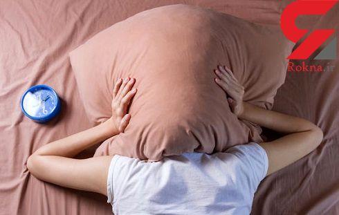 خلاص شدن از بدخوابی با ساده ترین ترفندها