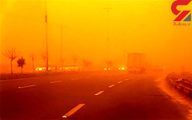 انسداد راه روستاهای کرمان در اثر طوفان / مردم خانه نشین شدند