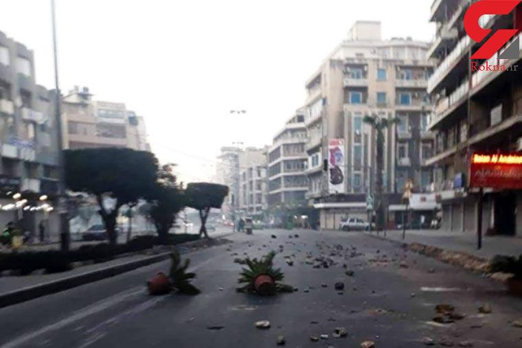 کشته شدن ۲ زن و ۳ کودک در حمله نیروهای «حفتر» به طرابلس