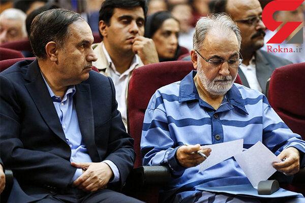 اولین واکنش وکیل نجفی به قصاص نشدن وی / درخواست آزادی از زندان را داریم