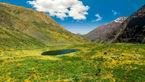 سفر به عالم خواب و رویا با دریاچه کوهگل + عکس