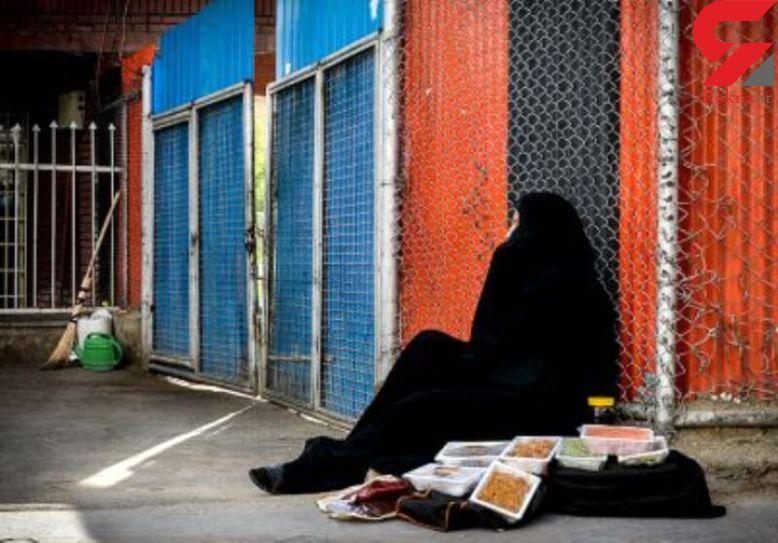 بلایی بدتر از کرونا دامنگیر زنان سرپرست خانوار شده است