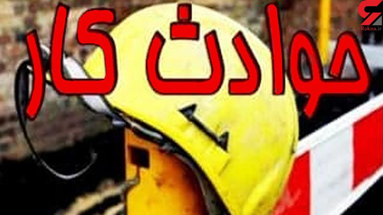 مرگ 64 نفر به علت حوادث کار در مازندران