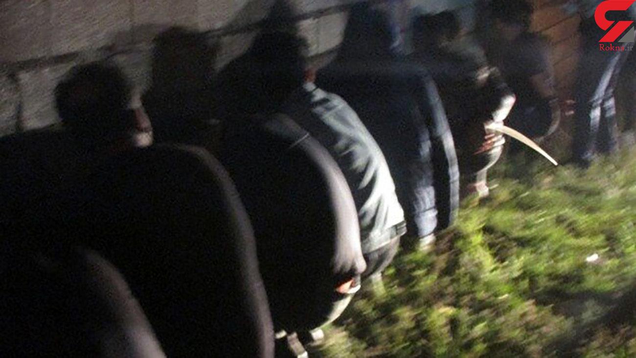 بازداشت 37 تن به خاطر قتل 2 مهمان عروسی در شهر چرام