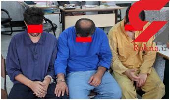 این 3 مرد را می شناسید؟ / آنها در مولوی تهران پلیس بازی می کردند + عکس