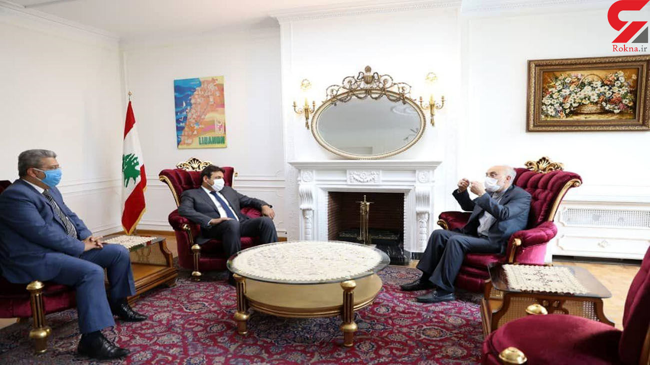 همدردی معاون رئیس جمهور با مردم لبنان