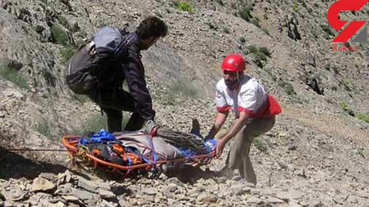 کشف جسد یک کوهنورد ۴ روز پس از مرگ در ایذه