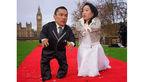 ازدواج کوچولوترین عروس و داماد جهان +عکس های دیدنی