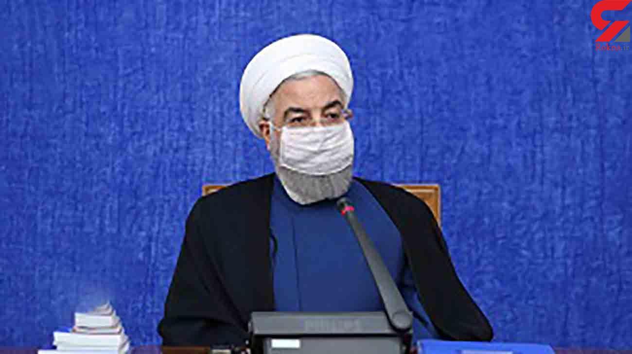روحانی : دولت بعدی آمریکا بیتردید در برابر ملت ایران تسلیم خواهد شد + فیلم
