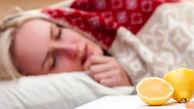 شب ها کنار تخت تان لیمو بگذارید!