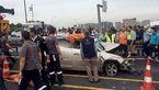 تصادف مرگبار مرد ایرانی با خودروی لوکسش در ترکیه + عکس