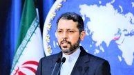 تسلیت سخنگوی وزارت خارجه در پی جان باختن خبرنگاران در حادثه واژگونی اتوبوس