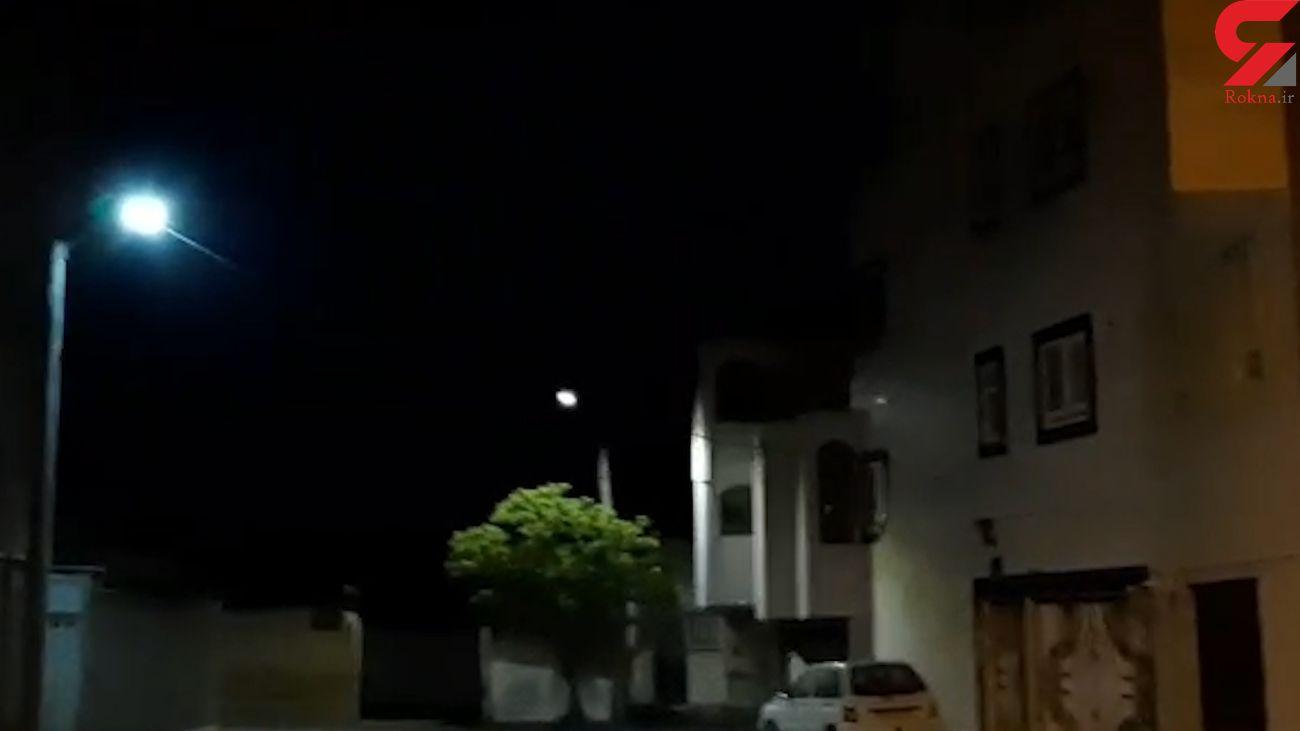 پخش آژیر خطر در شب های گلپایگان / مردم وحشتزده به خیابان ها می ریزند!