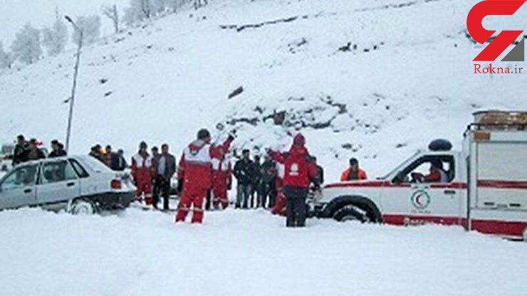 مردی که قرار بود بمیرد ناگهان زنده شد / در برف و کولاک اشنویه چه گذشت؟