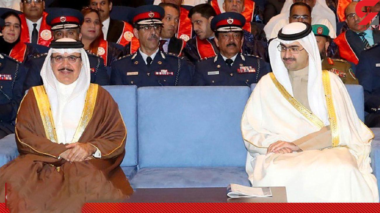 وحشت بحرین از ایران