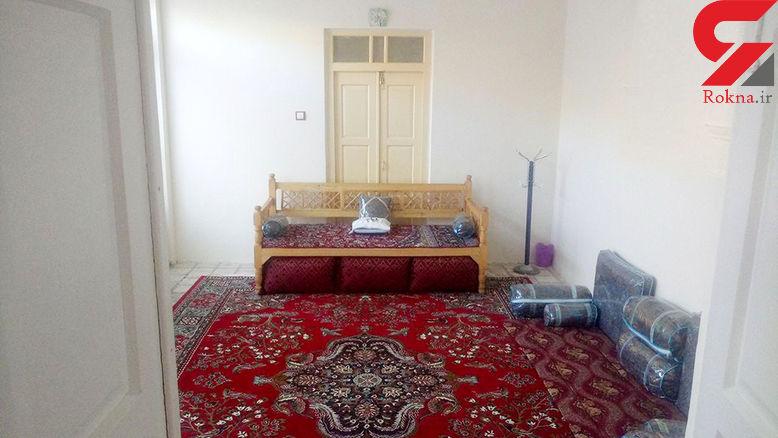 اجاره خانه های  «قمرخانمی» مدرن در تهران / کاناپه شبی چند ؟