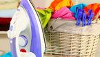 ترفندهای خانگی برای تمیز کردن اتو