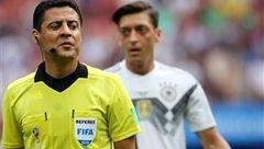 فغانی، تماشاگر ویژه دیدار حریفان ایران در جام جهانی ۲۰۱۸