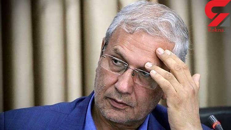 ربیعی: ایران در حال بررسی ماجرای آتش سوزی نفتکش است