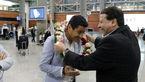 بازگشت فغانی و منصوری به ایران