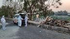 انداختن اجساد بیماران کرونایی به داخل رودخانه + عکس