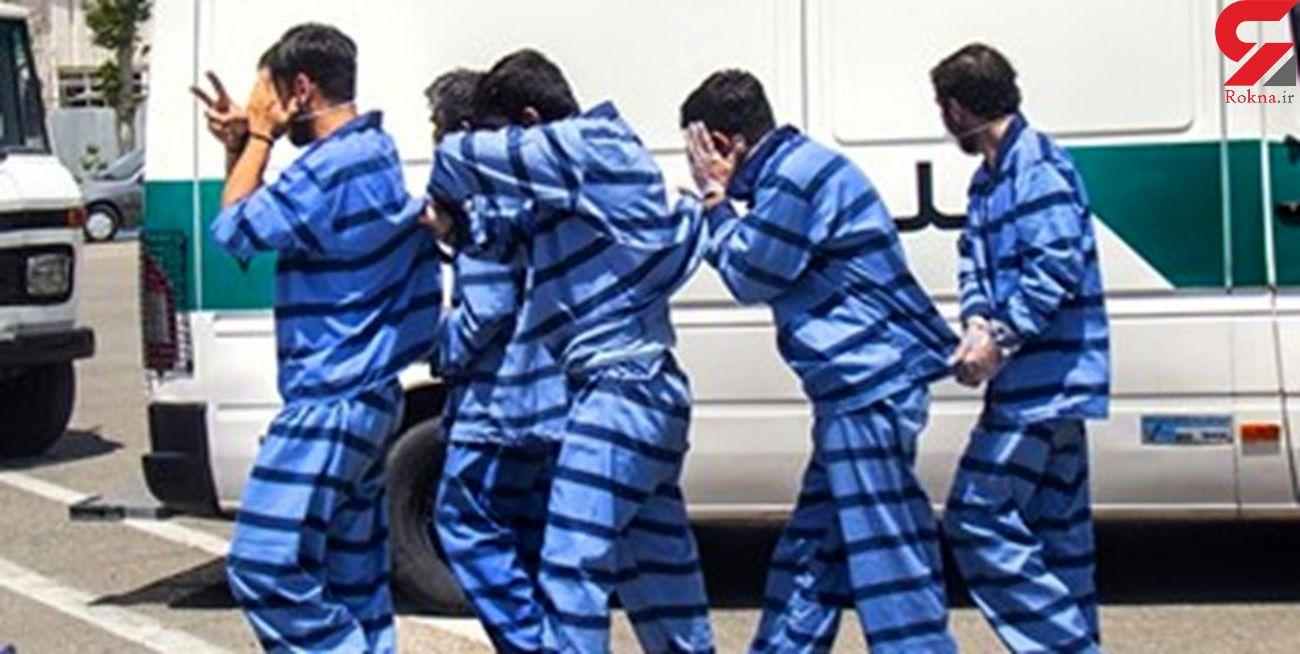 دخترربایی در تهران / مردانی با لباس و تجهیزات پلیس مریم را ربودند !