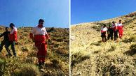 پیدا شدن 2 جوان مفقودی در کویر سه قلعه