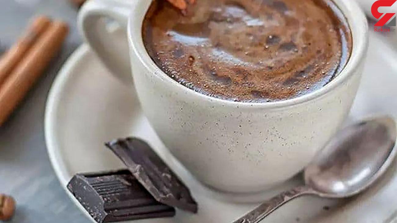 طرز تهیه انواع قهوه طعم دار