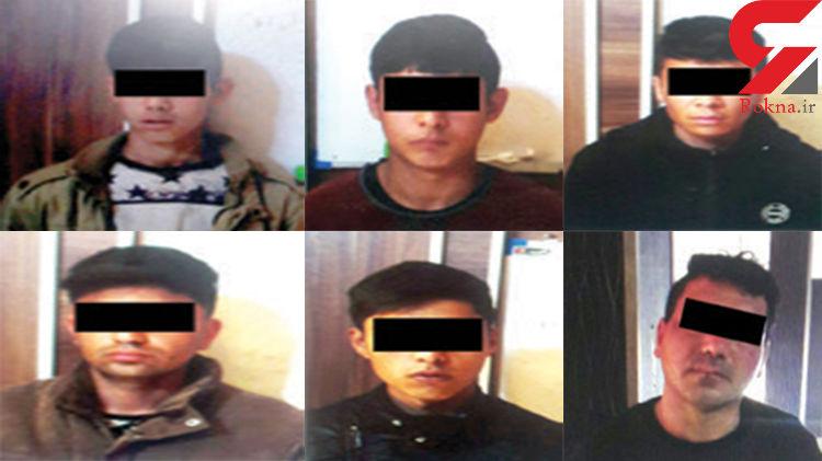 لواطکار موتورسوار در مشهد دستگیر شد / ناگفته های هولناک پسربچه ها به پلیس + عکس