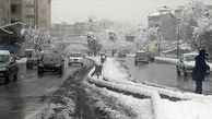 بارش برف ۲ متر ی در انتظار البرزنشین ها