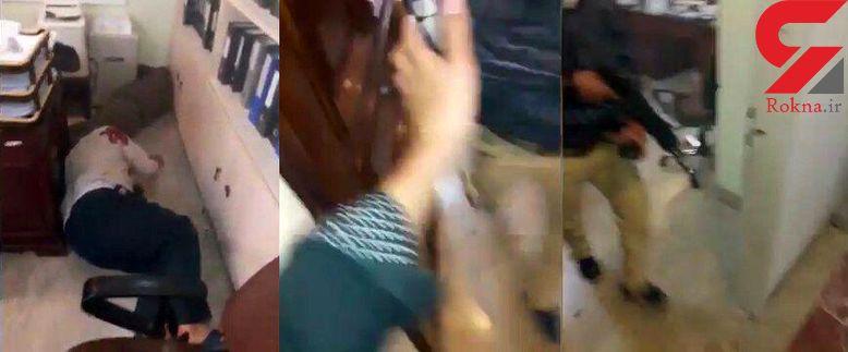 پشتپرده فیلمی که احتمالا یک زن داعشی در مجلس گرفت + فیلم و عکس