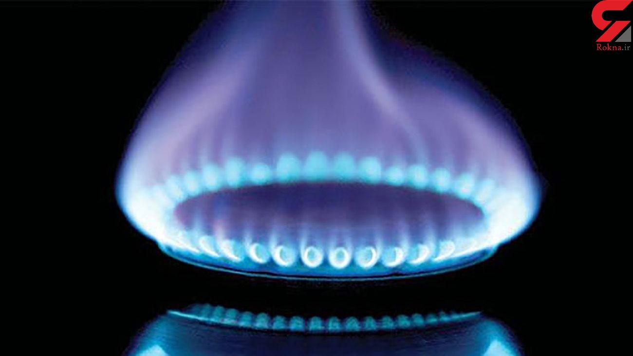 مصرف 3 میلیارد مترمکعب گاز طبیعی در اردبیل