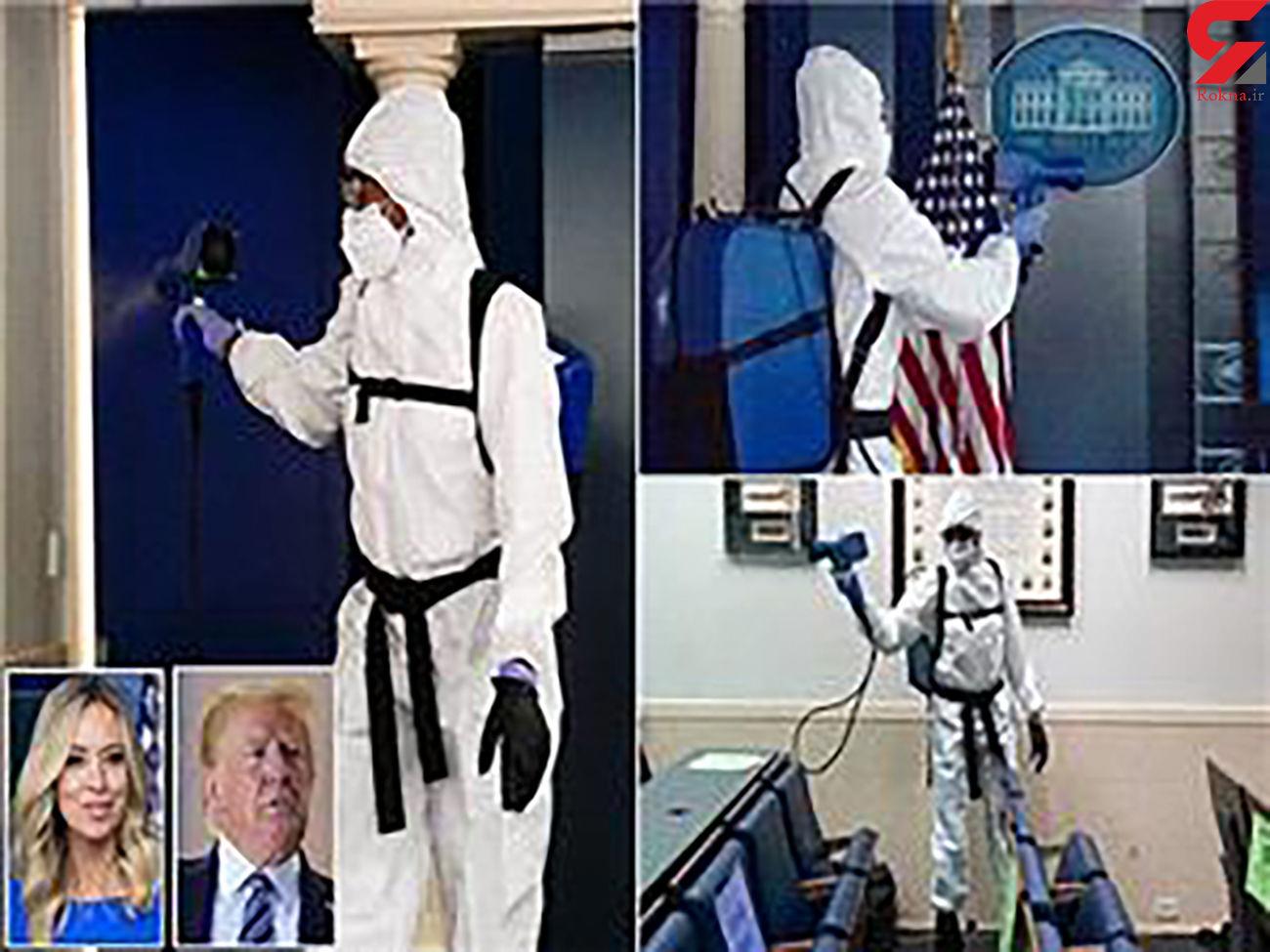 ترامپ : از کرونا نترسید