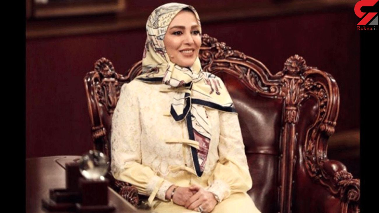 این خانم مجری، آزاده نامداری را حلال نکرد! /  ژیلا صادقی کیست و چرا؟! + فیلم