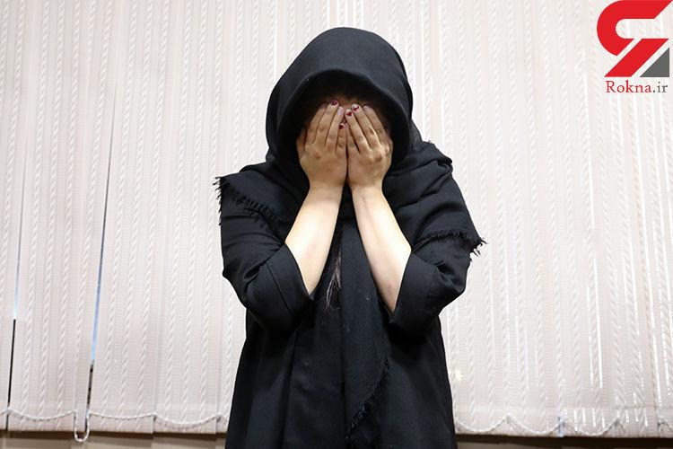 وسوسه شیطانی مینا  در خانه آقا وکیل مرموز! / مرد جوان به خارج گریخت! + عکس