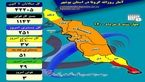 کاهش تعداد بستریهای کرونایی در بوشهر