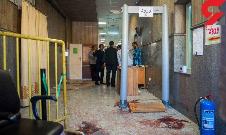 روایت یک خبرنگار از حادثه تروریستی در مجلس + عکس و فیلم