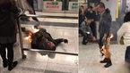 پرتاب بمبی در متروی چین فاجعه ای آتشین رقم زد +فیلم