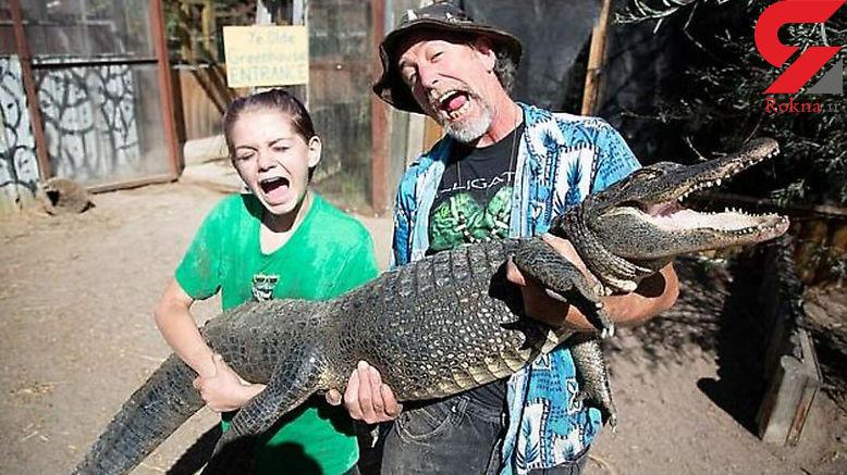 اقدام احمقانه مرد آمریکایی با خواهرزاده 13 ساله اش+عکس