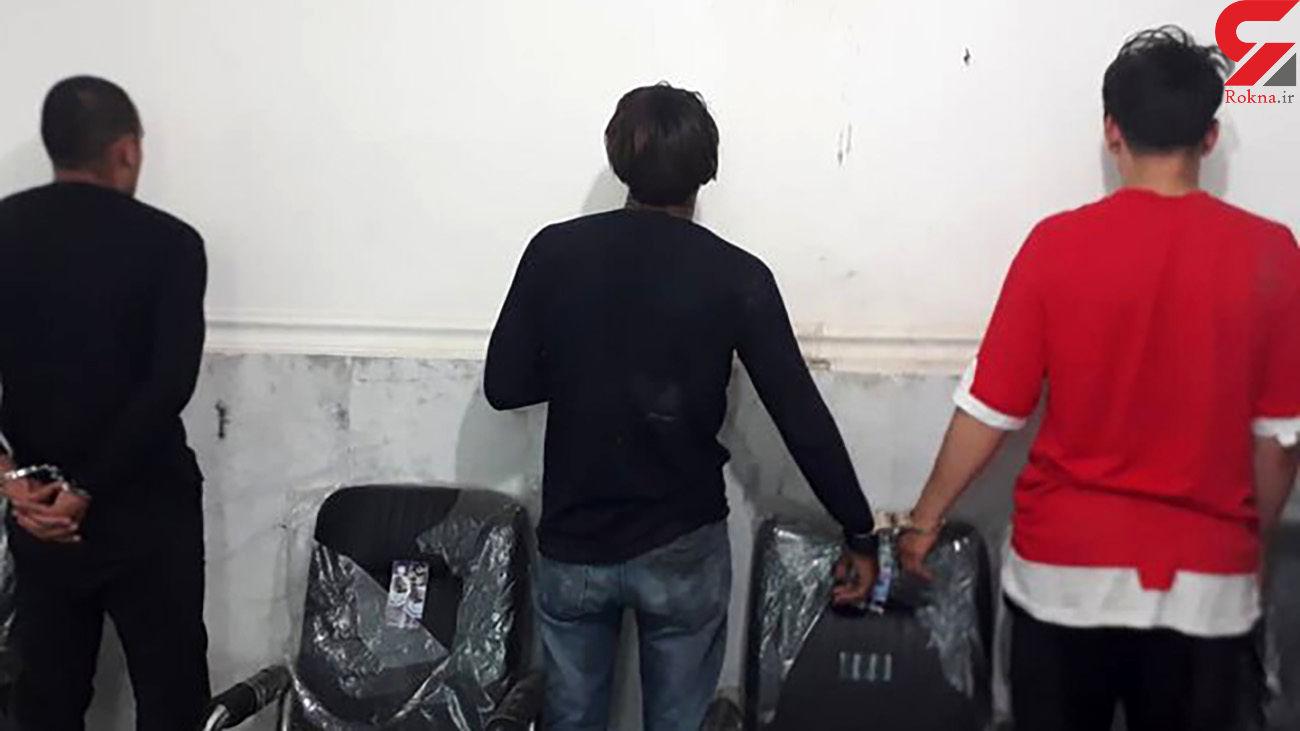 قتل مرد خارجی در جزیره قشم / 4 نفر بازداشت شدند