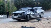 حادثه رانندگی در محور اردبیل-سرچم با 2 کشته