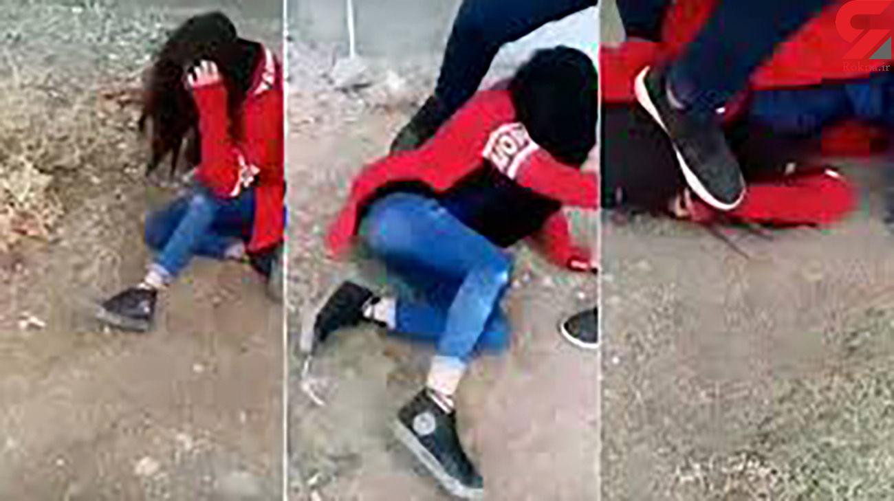سیر تا پیاز فیلم کتک خوردن دختر سیرجانی توسط پسر شکنجه گر + متن گفتگو