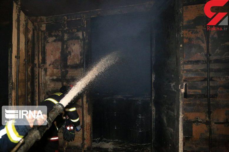 فاجعه آتشین در خوابگاه دانشجویی دختران دانشگاه علوم پزشکی+ عکس