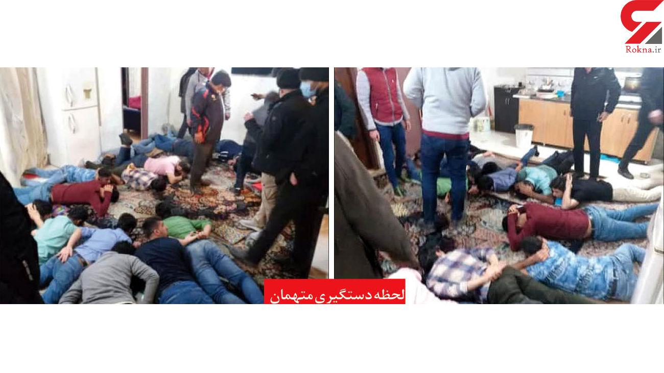 سیگنال نجات جوان یزدی از مخفیگاه مخوف در مشهد! + عکس عملیات