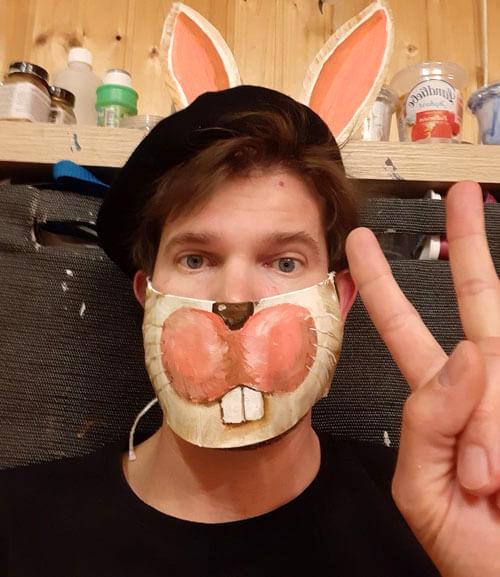 ماسک های مضحکی که هر کسی از آن استفاده نخواهد کرد
